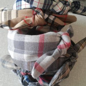 Bandoletes de tecido